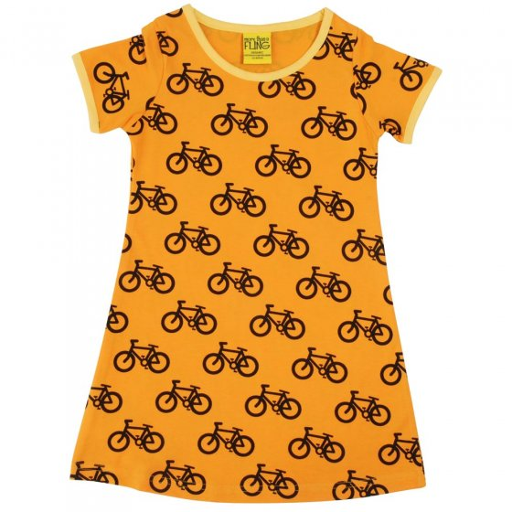 Duns Bike Light Orange SS Dress