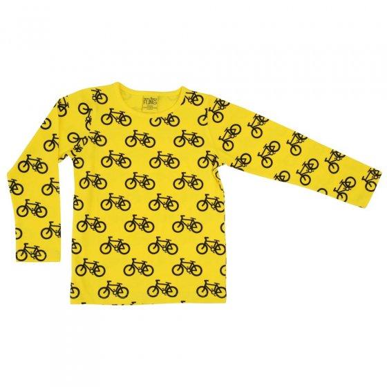 Duns Bike Yellow LS Top