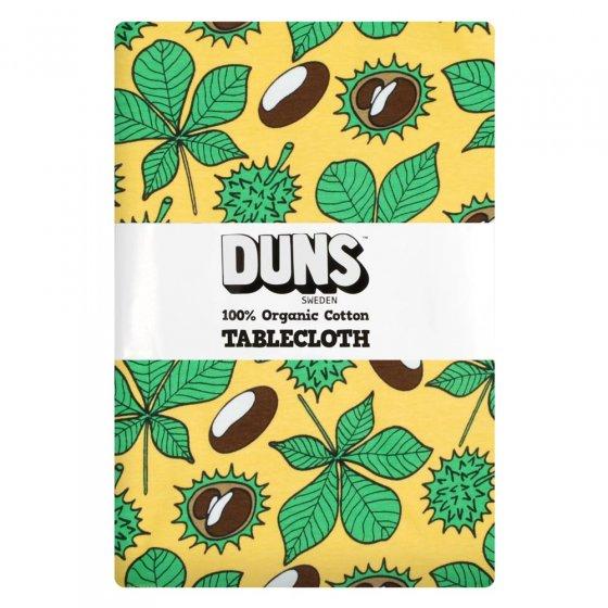 Duns Chestnut Daffodil Yellow Table Cloth