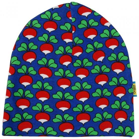 DUNS Dark Blue Radish Double Layer Hat