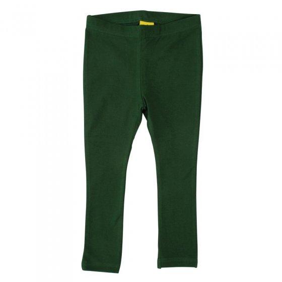 DUNS Dark Green Leggings