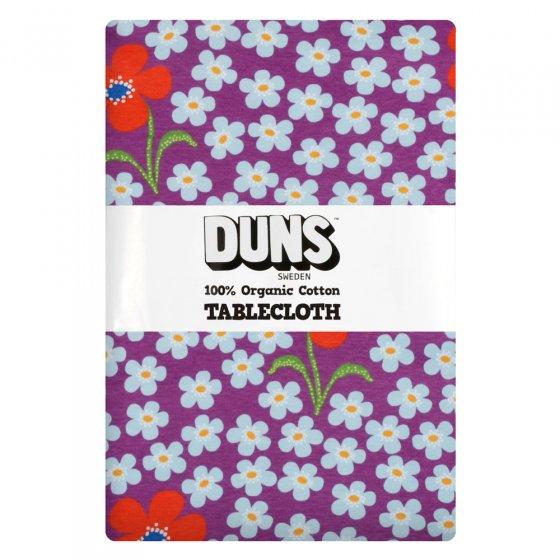 Duns Flower Amethyst Table Cloth