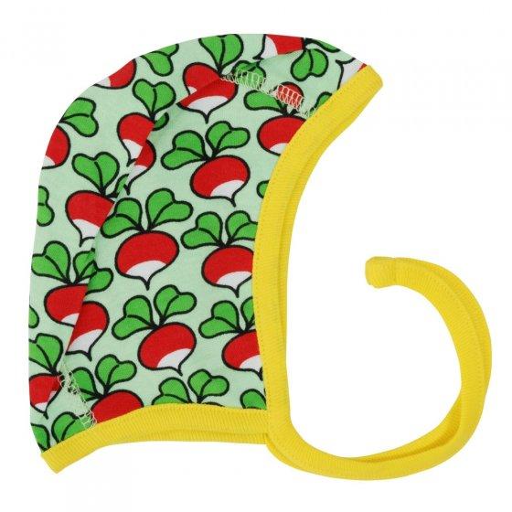 DUNS Green Radish Baby Bonnet