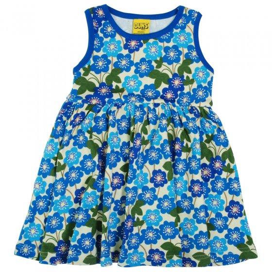 Duns Hepatica Nobilis Sleeveless Gather Skirt Dress
