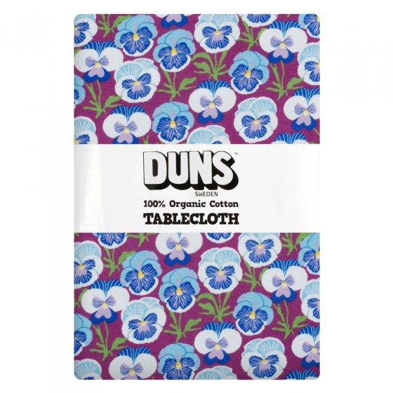 Duns Hyacinth Violet Pansy Tablecloth