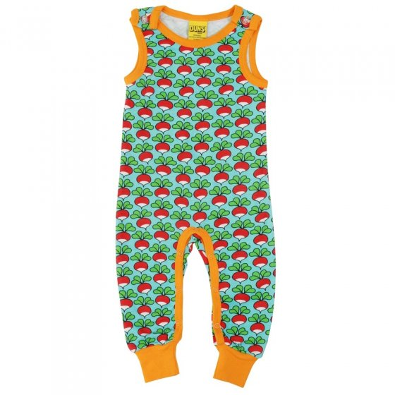 DUNS Light Blue Radish Dungarees