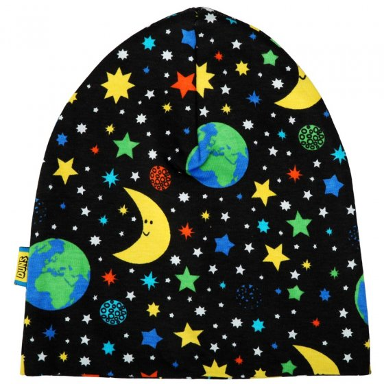 Duns Mother Earth Black Double Layer Hat