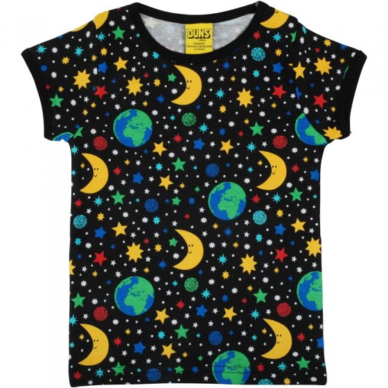 Duns Mother Earth Black SS Top