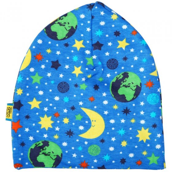 Duns Mother Earth Blue Double Layer Hat