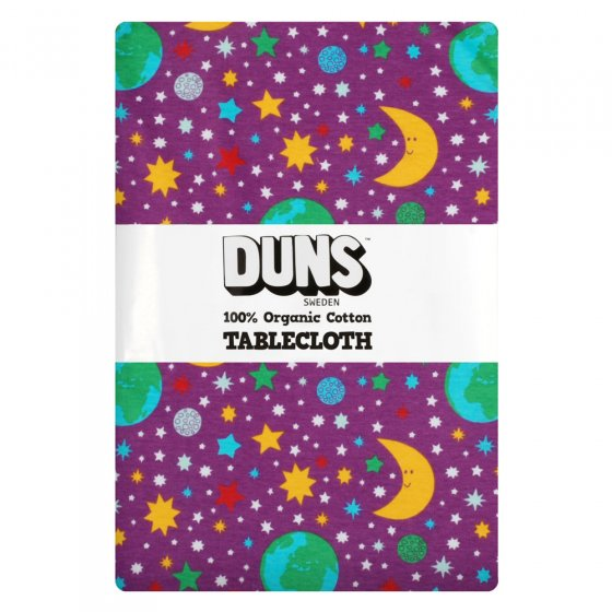 Duns Mother Earth Violet Table Cloth