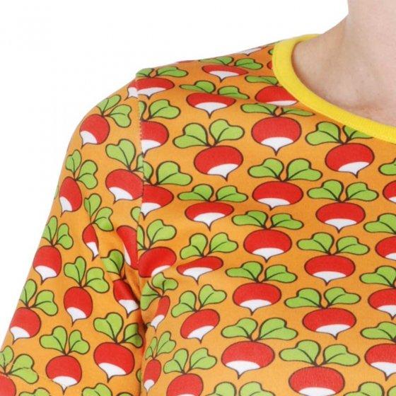 DUNS Orange Yellow Radish LS Top