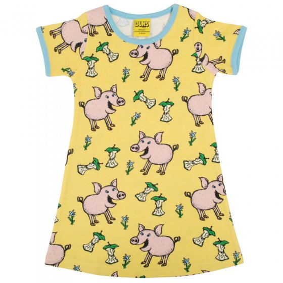 Duns Aspen Gold Pig SS Dress