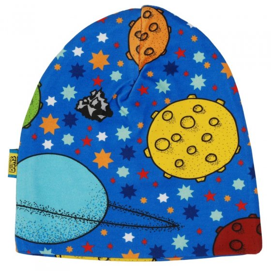 DUNS Blue Lost In Space Double Layer Hat