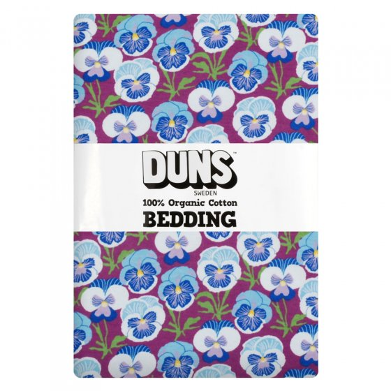 Duns Hyacinth Violet Pansy Junior Bedding