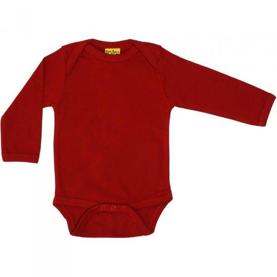 DUNS Pompeian Red Lapneck LS Body