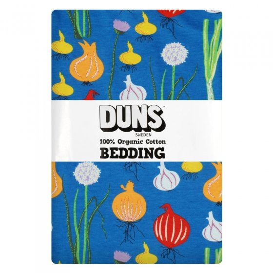 DUNS Blue Garlic, Chives and Onion Junior Bedding Set