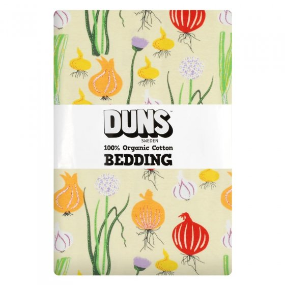DUNS Pale Green Garlic, Chives & Onion Junior Bedding Set