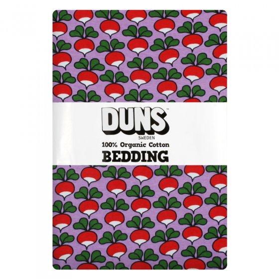 Duns Viola Radish EU Single Duvet Bedding Set
