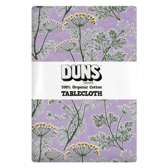 DUNS Violet Dill Table Cloth