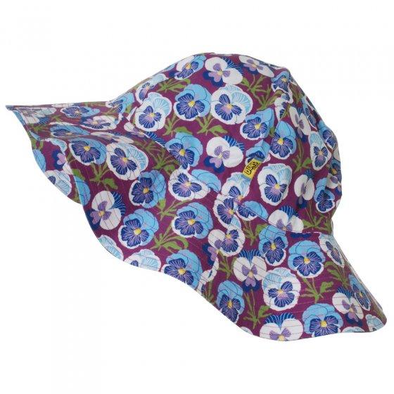 Duns Hyacinth Violet Pansy Sunhat