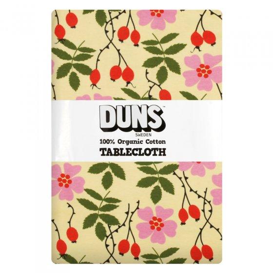 Duns Rosehip Yellow Table Cloth