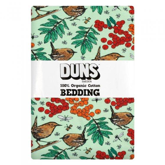 Duns Rowanberry Green Junior Bedding
