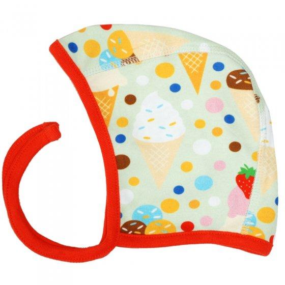 DUNS Ice Cream Pistage Baby Bonnet