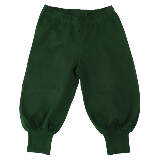 DUNS Dark Green Baggy Pants