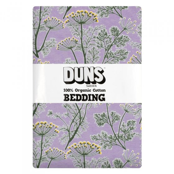 DUNS Violet Dill Adult Single Bedding Set