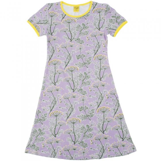 DUNS Adult Violet Dill SS Dress