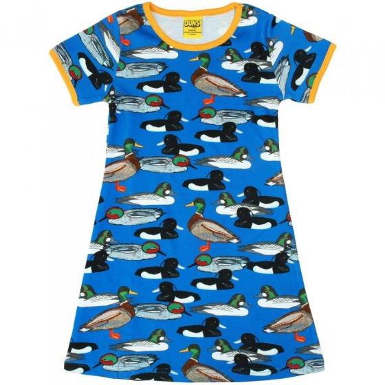 DUNS Blue Duck Pond SS Dress