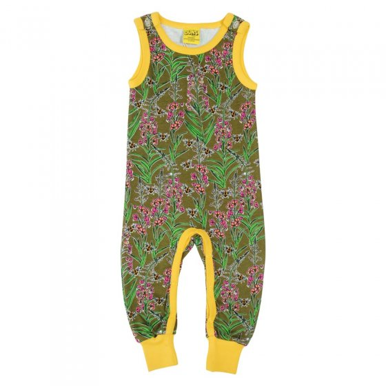 Duns Willowherb Olive Branch Dungarees
