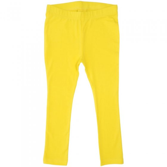 DUNS Yellow Leggings