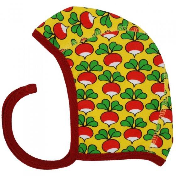 DUNS Yellow Radish Baby Bonnet