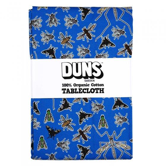 Duns Flies Blue Table Cloth