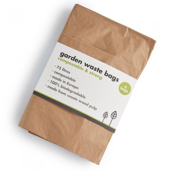 Ecoliving Compostable Garden Waste Bags