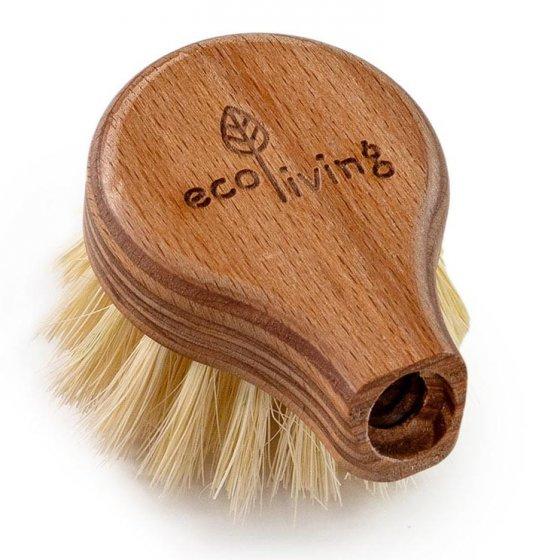 Ecoliving Long Handle Dish Brush Head