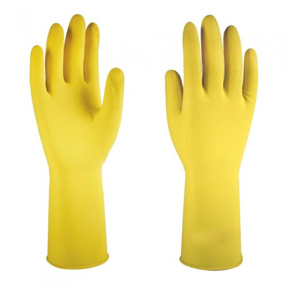Ecoliving Natural Latex Rubber Gloves