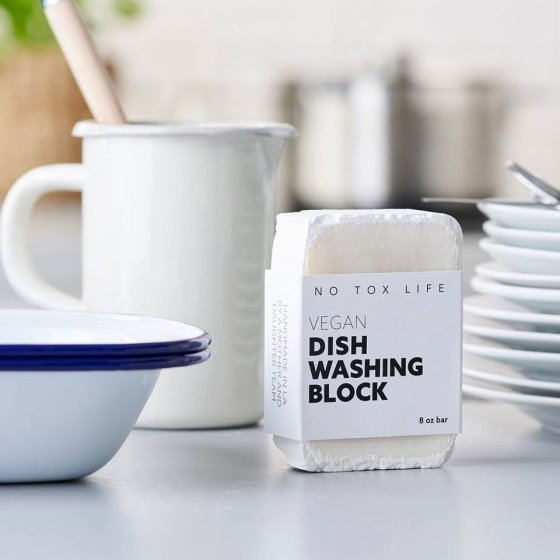 Ecoliving Vegan Dish Soap Bar