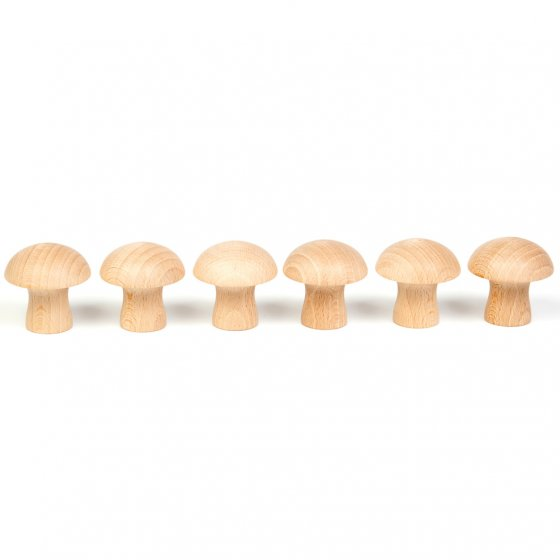 Grapat Extras 6 Natural Mushrooms