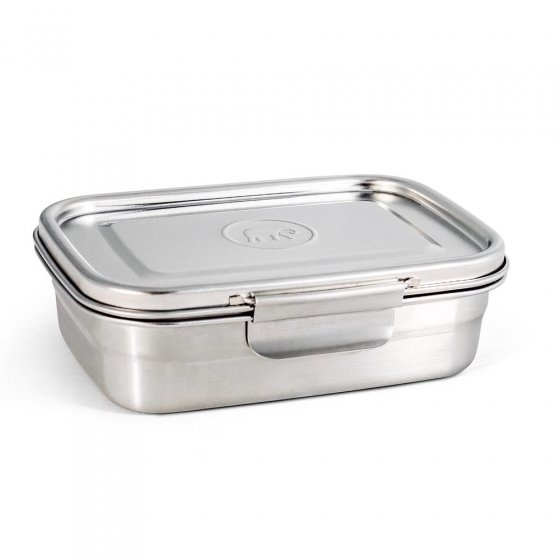 Elephant Box Clip & Seal Lunchbox With Removable Divider - 1200ml