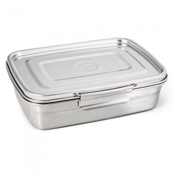 Elephant Box Clip & Seal Lunchbox With Removable Divider - 1900ml