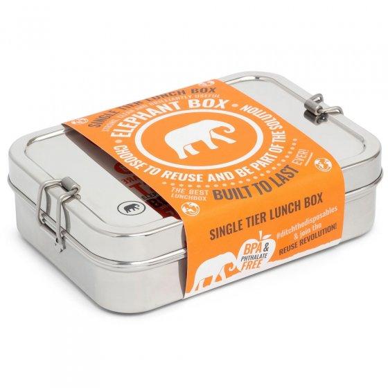 Elephant Box Single Tier Lunch Box 700ml