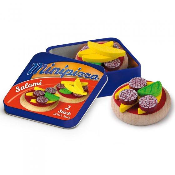 Erzi Mini Pizza in a Tin