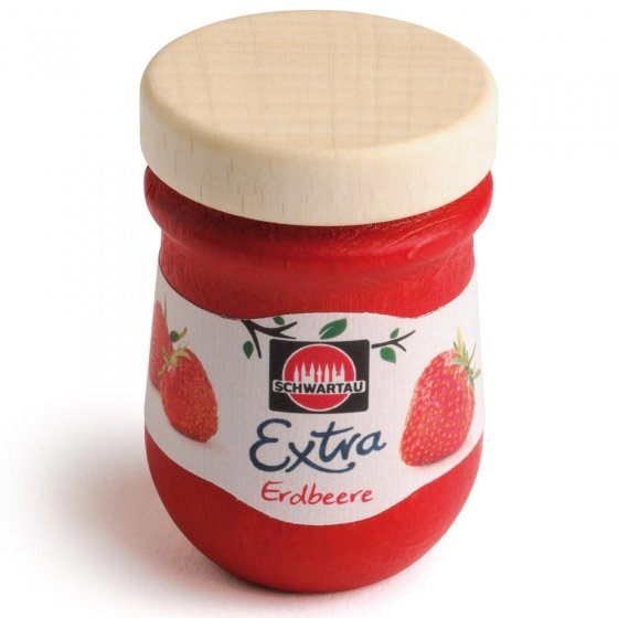 Erzi Schwartau Extra Strawberry Jam