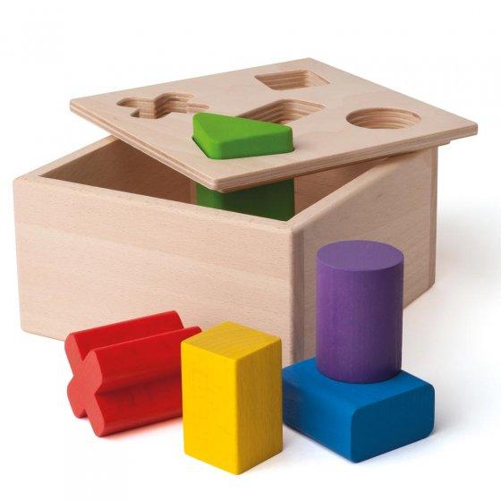Erzi Shape Sorting Box