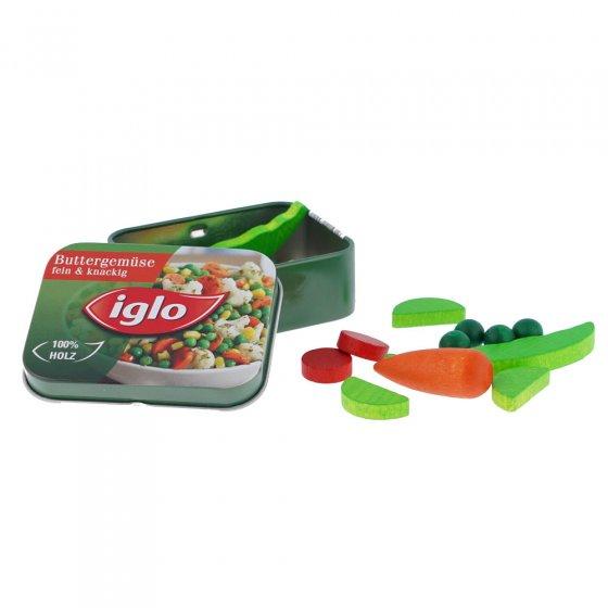 Erzi Vegetables Iglo In A Tin