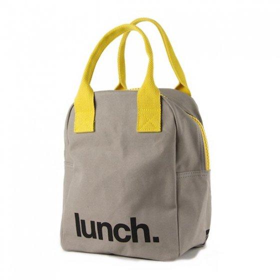 Fluf Zipper Lunch Bag - Lunch