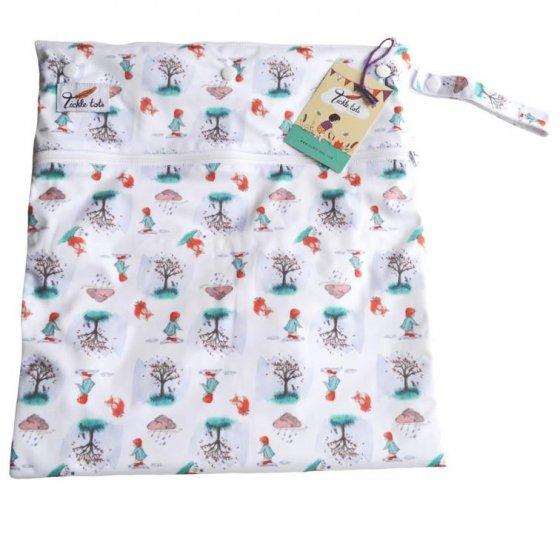 Tickle Tots Wet Bags-Little Fox
