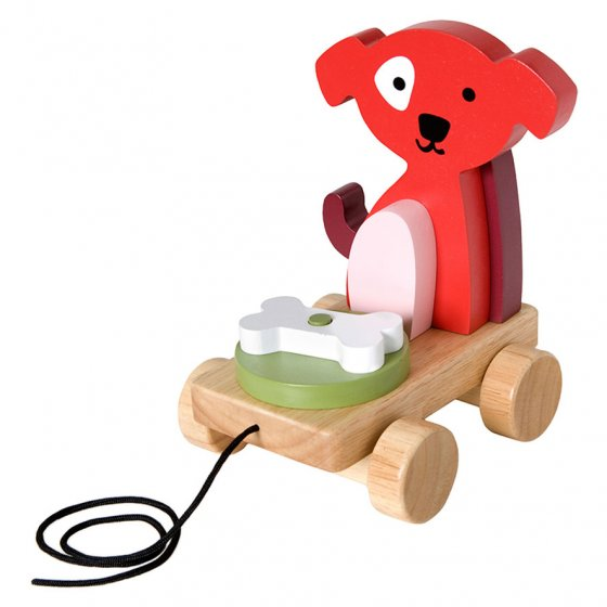 Franck & Fischer Rosso Dog Pull Toy